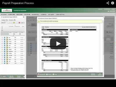 Click to view the video explaining our payroll preparation process.